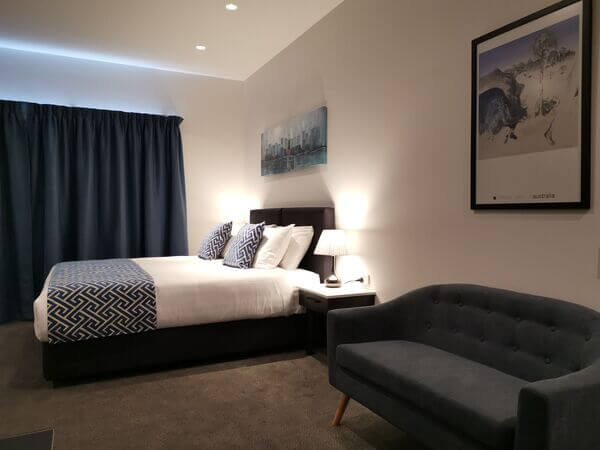 Studio Deluxe King | Studio Deluxe King | Studio Deluxe King  - The Abbey Motel in Goulburn NSW